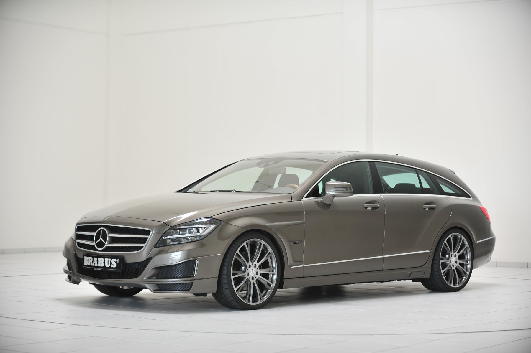 Shooting brake mobile aspekte for Mercedes benz cls wagon
